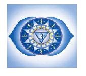 Символ чакры третьего  глаза
